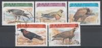 Animaux Sahara Occ. 1993 Oblitérés / Used / Gestempeld - Vogels