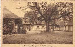 "Brasschaet  Polygone - "" De Groene Jager "" - 1932 - Kazerne"