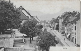 BULLE → Grand Rue Anno 1910 - FR Fribourg
