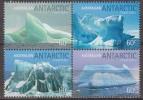 Antarctic.Australish Antarctisch Territory.2011.4v.MNH.22221 - Australisch Antarctisch Territorium (AAT)