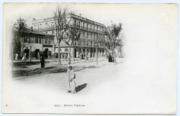 ALGERIE : SETIF - MAISON VIGLIANO - Sétif