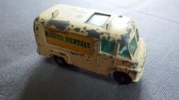 TV Service Radio Rentals Lesney 1963 N°62 - Lesney