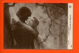 Salon - G. Bussière - Tristan Et Isolde - Peintures & Tableaux