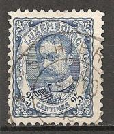 Luxemburg 1906 - Michel 76 O !!! - 1906 Guillaume IV