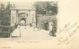 54 - LONGWY-HAUT - Porte De France - Longwy