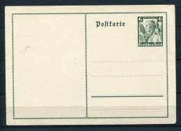 Germany 1935 Postal Stationary Card  Unused Reich - Germany