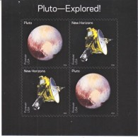 US      **      SPACE  PLUTO  NEW  HORIZONS - Astrology