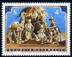 Österreich - Michel 1691 - ** Postfrisch (E) - Weihnachten 81 - 1945-.... 2ème République