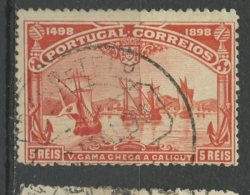 Portugal 1898 5r Vasco Da Gama Issue #149 - 1892-1898 : D.Carlos I