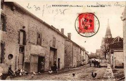 CPA Rennepont - La Grande Rue (P95360) - Unclassified
