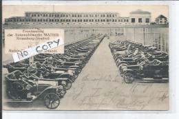67 STRASBOURG NEUDORF USINE MATHIS  AUTOMOBILWERKE - Strasbourg