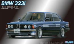 BMW 323i Alpina 1/24 ( Fujimi ) - Cars