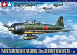 Mitsubishi A6M3/3a Zero Fighter Zeke 1/48  (  Tamiya ) - Airplanes