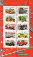 France Transport Voiture N° 3609 à 3618 ** Ou BF 63 Collection Jeunesse - Véhicules Utilitaires, Police, Pompier... - Auto's