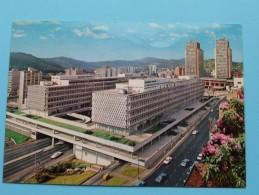 CARACAS Torres De La Avenida Bouvar - Anno 19?? ( Details Zie Foto ) ! - Venezuela