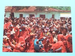 Baile De Los Diablos De Yare Edo MIRANDA - Anno 19?? ( Details Zie Foto ) ! - Venezuela