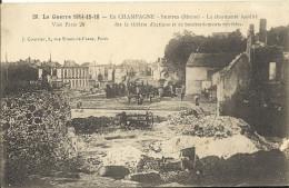 La Guerre 1914-1915 -  EN CHAMPAGNE - SUIPPES -  45 - War 1914-18