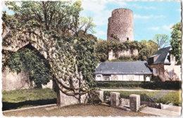 37. Pf. CHATEAU-RENAULT. Le Donjon, Vu Du Château. 14024 - France