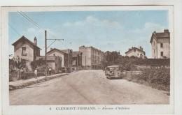 CPSM CLERMONT FERRAND (Puy De Dome) - Avenue D'Aubière - Clermont Ferrand