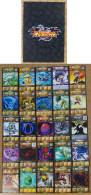 Monster Retsuden Oreca Battle : 25 Japanese Trading Cards - Trading Cards