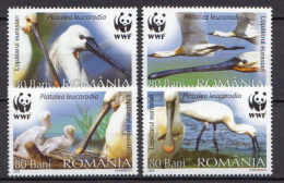 Romania MNH Set - W.W.F.