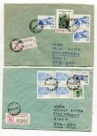 Polen / 1986 / 2 Reco-Bfe. Je MiF (11045-20) - 1944-.... Republik