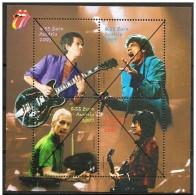 Austria/Autriche: Specimen, Foglietto, Block, Bloc, Rolling Stones - Music