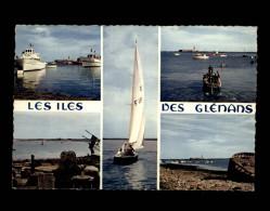 29 - LES GLENANS - Centre Nautique - Multi Vues - France