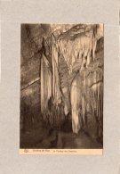 61662   Belgio,  Grottes De Han,  Le  Portique Des Draperies,  NV - Rochefort