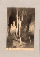 61663   Belgio,  Grottes De Han,  La  Grande Draperie,    NV - Rochefort
