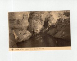 """61664   Belgio,  Grottes De Han,  La  Salle D""""Armes;  Reapparition De La Lesse,  NV - Rochefort"""