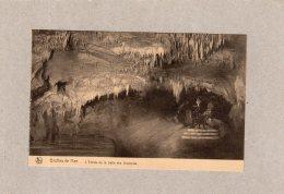 """61679     Belgio,  Grottes De Han,  L""""Entree  De La  Salle Des Draperies,  NV - Rochefort"""