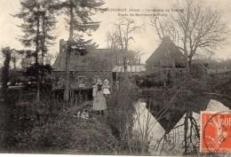 TINCHEBRAY -Le Village De Vautigé Route De Bernière Le Patry - Otros Municipios