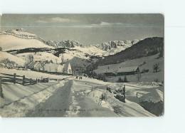 VILLARD De LANS -  Effet De Neige - Animée - 2 Scans - Villard-de-Lans