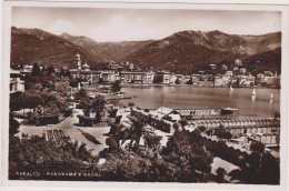 ITALIE,ITALIA,liguria,genova,genes,zena,RAPALLO,panorama E Bagni,belle Vue,rare - Genova (Genoa)