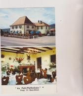 """(R3) HAUT RHIN , COLMAR , Hotel-restaurant  """" Au Petit Pfaffenheim"""" - Colmar"""