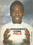 JOGANDO COM PELE' J.OLYMPIO ED.1974 - Libri, Riviste, Fumetti