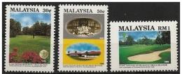 Malesia/Malaysia: Il Golf In Malesia, Golf En Malaisie, Golf In Malaysia - Golf