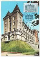 CM - Carte Maximum Card - 1982 - YT 2195 - PAU - Château Henri IV - 1980-89