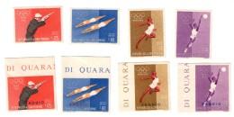 San Marino 1959-1960  Giochi Olimpici Posta Aerea S.106 + Saggio  Nuovi * *   COD FRA.819 - San Marino