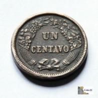 Perú - 1 Centavo - 1864 - Pérou