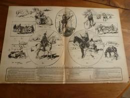 1914-18 Stratégie,Tactique De Guerre(par Gén Dubail Et Ill.Jonas): CAVALERIE (Armement Et Organisation)  ,édit. Schwarz - Documents