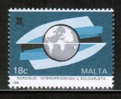 EUROPEAN IDEAS 1988 MT MI 797 MALTA - Europese Gedachte