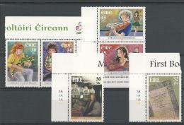IRLANDE: **, N°1325 à 1330, TB - 1949-... Repubblica D'Irlanda