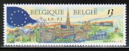 EUROPEAN IDEAS 1989 BE MI 2378 BELGIUM - Idées Européennes