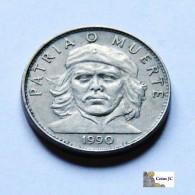 Cuba - 3 Pesos - 1990 - Cuba