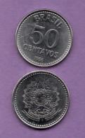 BRASIL - 50 Centavos 1988 SC - Brasil
