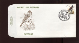 Belgie Andre Buzin Birds FDC 2425 Bruxelles - 1985-.. Birds (Buzin)