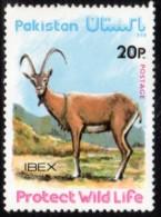 Ibex Stamp Mnh - Game