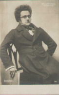 Willy Strehl, Centraltheater, Als Componist Franz Schubert, Künstler-Postkarte, Wiehr, Dresden, Theater - Theatre